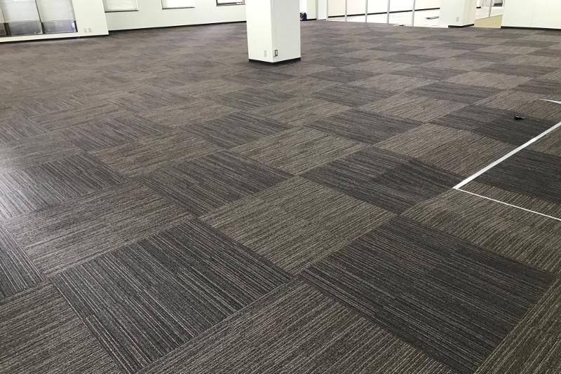 床材張り替え(タイルカーペット・Pタイル・フロアタイル・長尺シート)